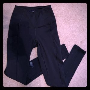 North Face Tights (size small)